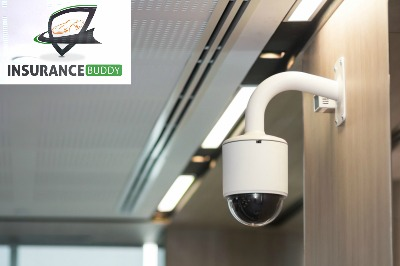 Business crime prevention cctv