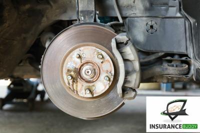 Failing brakes